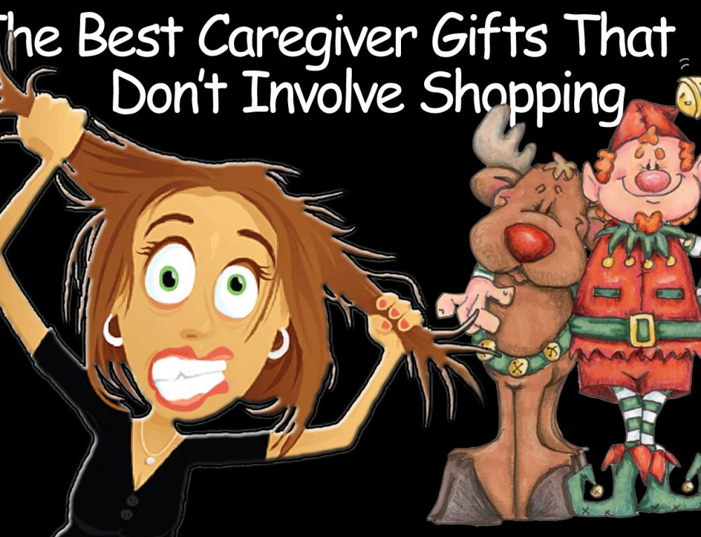 #37 What Does it Mean to be a Caregiver? …Plus Great Caregiver holiday gift ideas