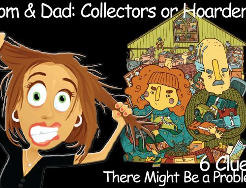 #43 Elderly Hoarders. It's called Diogenes Syndrome- Here's What to Look For