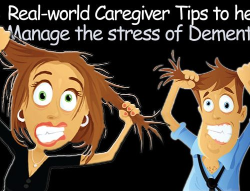 #46 Real-world Caregiver Tips to Help Manage Dementia