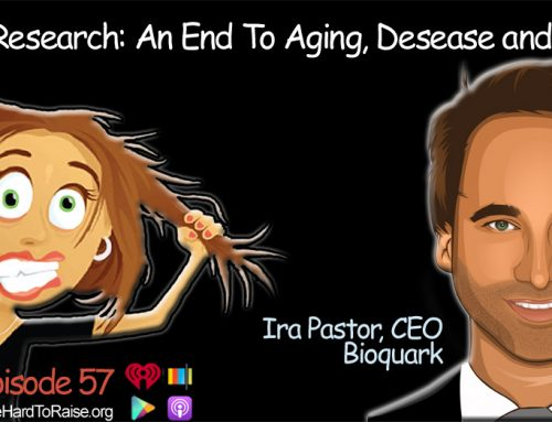 """Reverse Aging, End Alzheimer's, Overcome Death"": New Breakthrough Research  #57"
