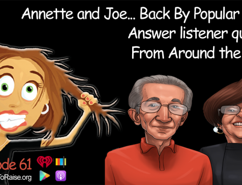 Annette and Joe Answer Listener Email   #61