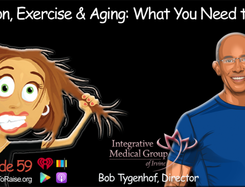 Exercise and Nutrition For Healthy Aging  #59