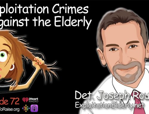 Det. Joe Roubicek Elder Financial Exploitation Crimes   #72