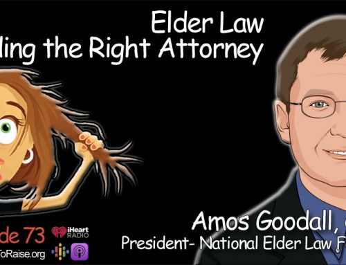 Elder Law- Amos Goodall, CLEA  National Elder Law Foundation   #73