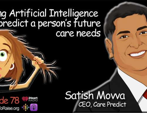 New: A Wearable Device That Can Predict Life-threatening Emergencies BEFORE They Happen – Satish Movva, CEO Care Predict #78