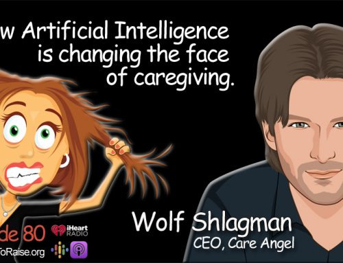 How AI is Changing the Face of Caregiving with a Simple Phone Call-Wolf Shlagman CEO, Care Angle #80