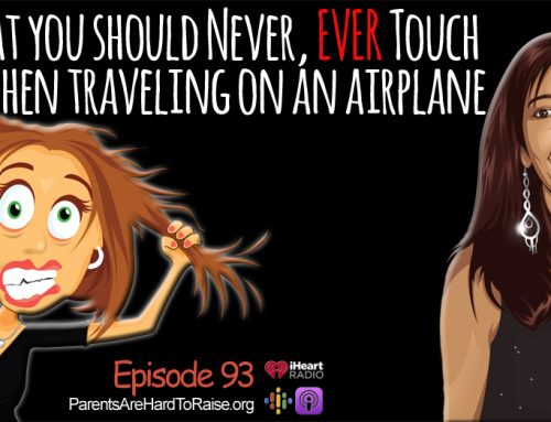 What You Should Never, EVER Touch When Traveling on an Airplane… Episode 93