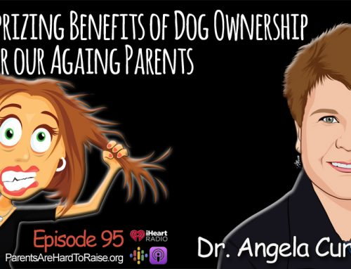 Dr. Angela Curl – Surprising Benefits of Dog Ownership for the Elderly… Episode 95